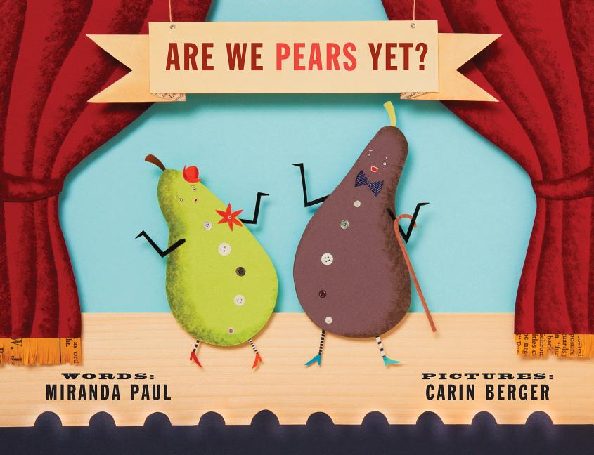 Are We Pears Yet?