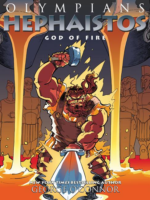 Hephaistos: God of Fire