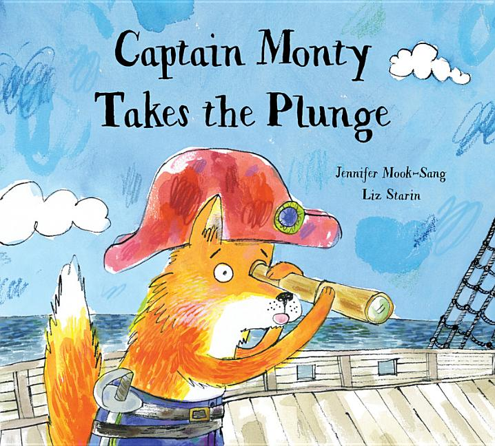 Captain Monty Takes the Plunge