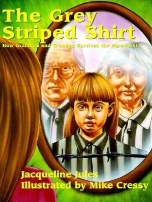 The Grey Striped Shirt