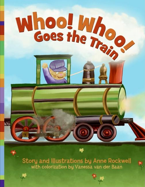 Whoo! Whoo! Goes the Train