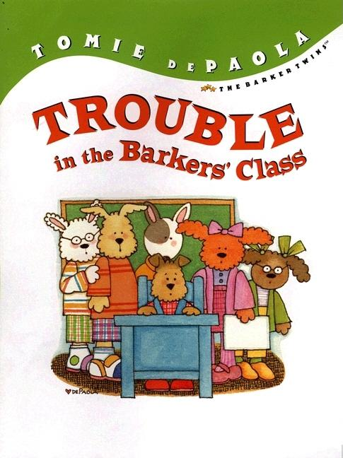 Trouble in the Barkers' Class