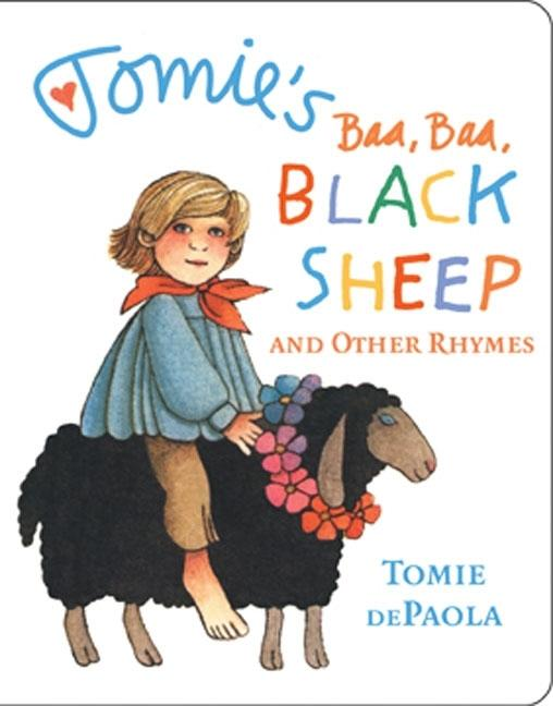Tomie's Baa Baa Black Sheep and Other Rhymes