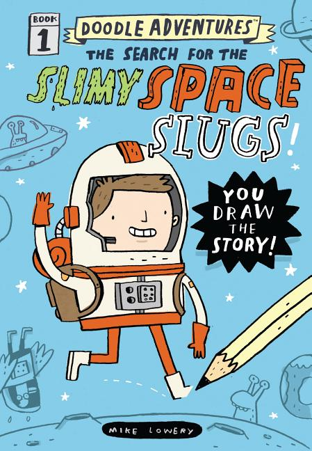The Search for the Slimy Space Slugs!