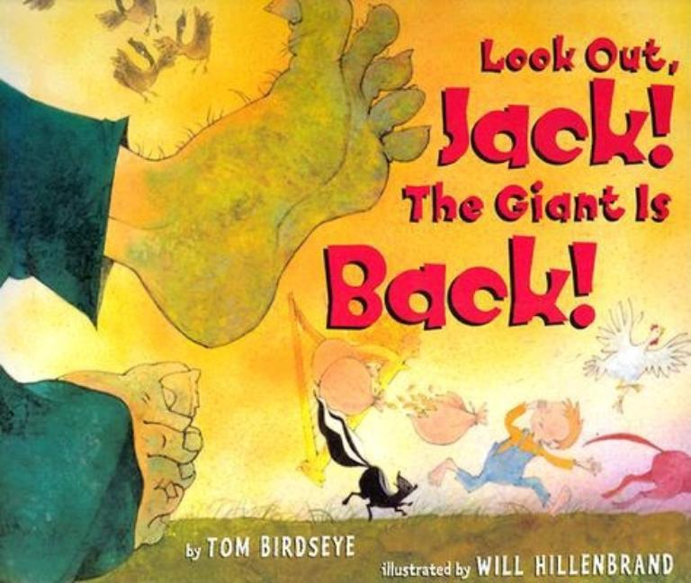 Look Out, Jack! The Giant Is Back!