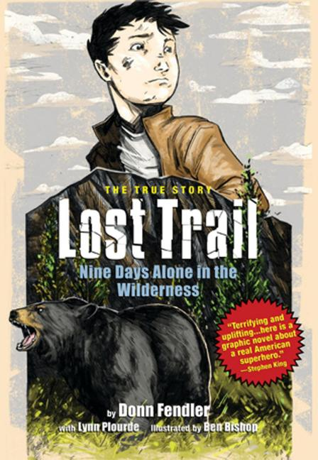 Lost Trail: Nine Days Alone in the Wilderness
