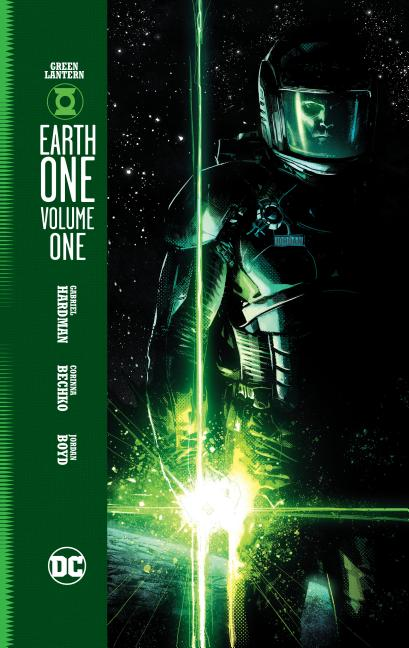 Green Lantern: Earth One, Vol. 1