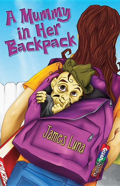 Mummy In Her Backpack, A / Una momia en su mochila