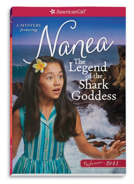Legend of the Shark Goddess, The: A Nanea Mystery
