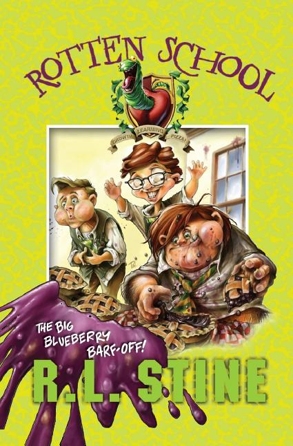 The Big Blueberry Barf-Off!
