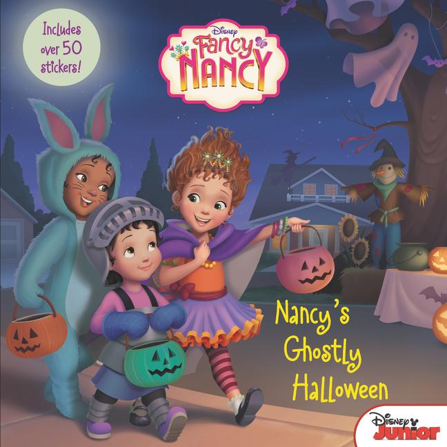 Nancy's Ghostly Halloween