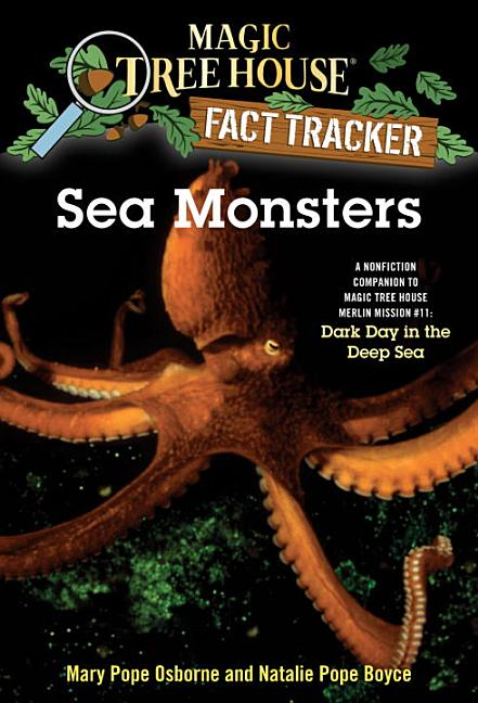 Sea Monsters: A Companion to Dark Day in the Deep Sea
