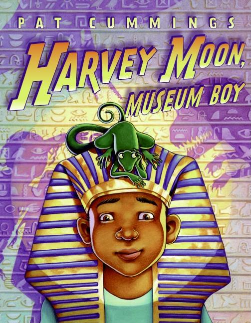 Harvey Moon, Museum Boy