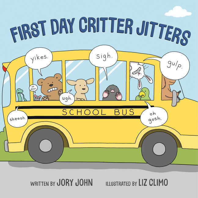 First Day Critter Jitters
