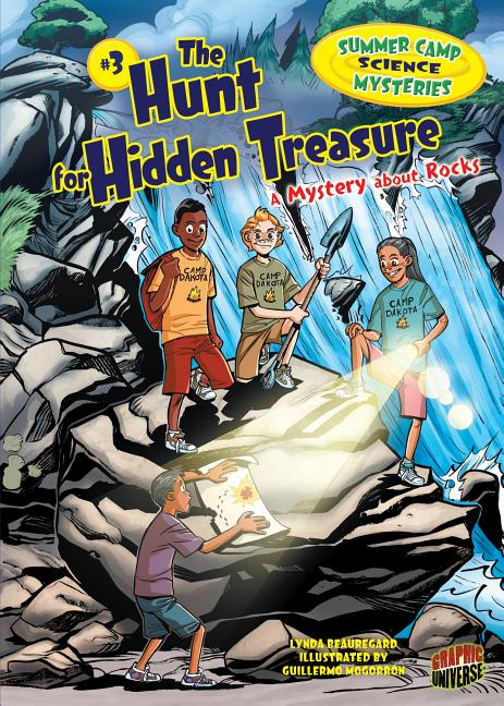 The Hunt for Hidden Treasure: A Mystery about Rocks