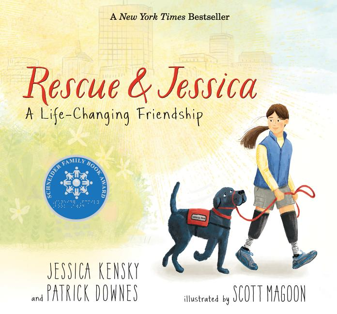Rescue & Jessica: A Life-Changing Friendship