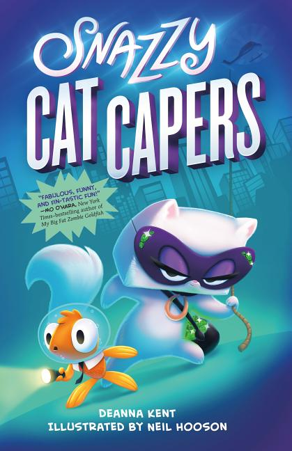 Snazzy Cat Capers