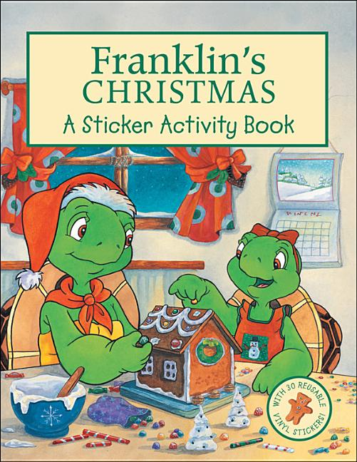 Franklin's Christmas: A Sticker Activity Book