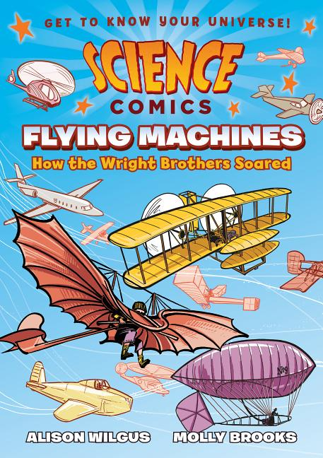 Flying Machines: How the Wright Brothers Soared