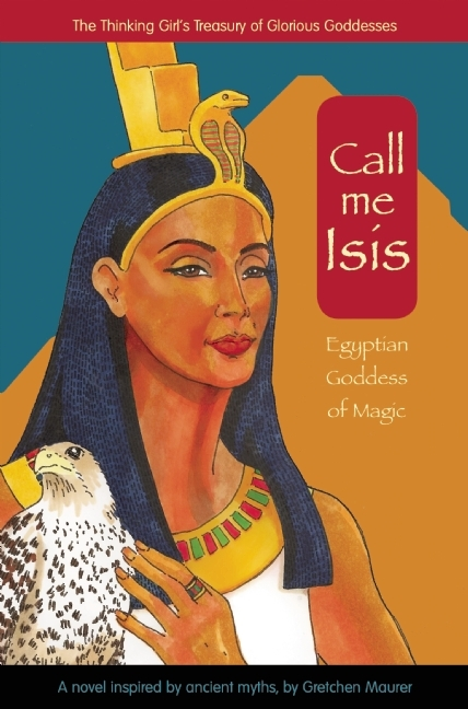 Call Me Isis: Egyptian Goddess of Magic