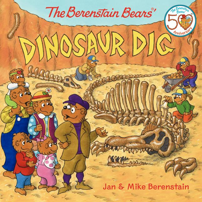 Berenstain Bears' Dinosaur Dig, The