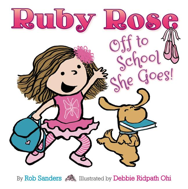 Ruby Rose: Off to School She Goes