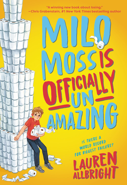 Milo Moss Is Officially Un-Amazing