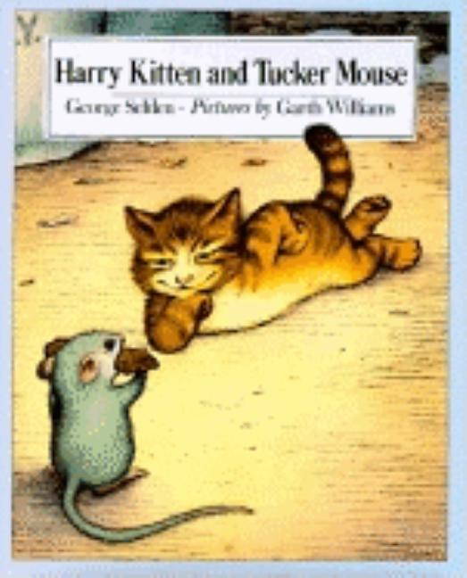 Harry Kitten and Tucker Mouse