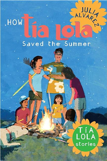 How Tía Lola Saved the Summer