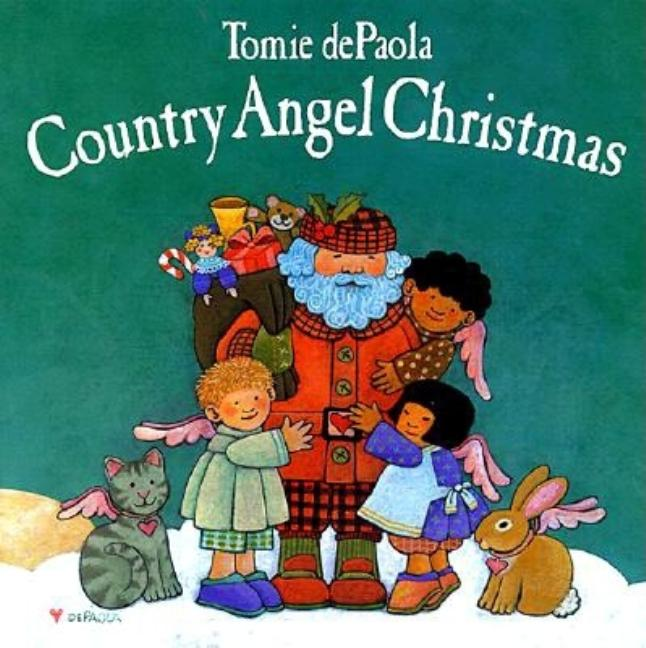 Country Angel Christmas