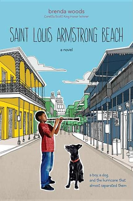 Saint Louis Armstrong Beach
