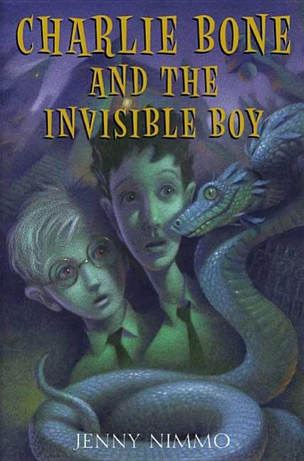 Charlie Bone and the Invisible Boy