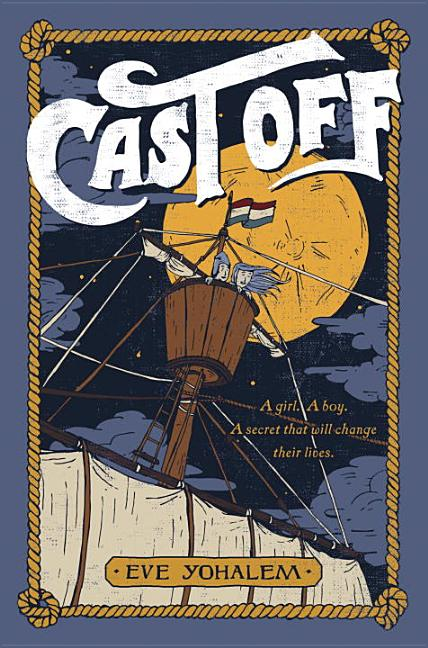 Cast Off: The Strange Adventures of Petra de Winter and Bram Broen