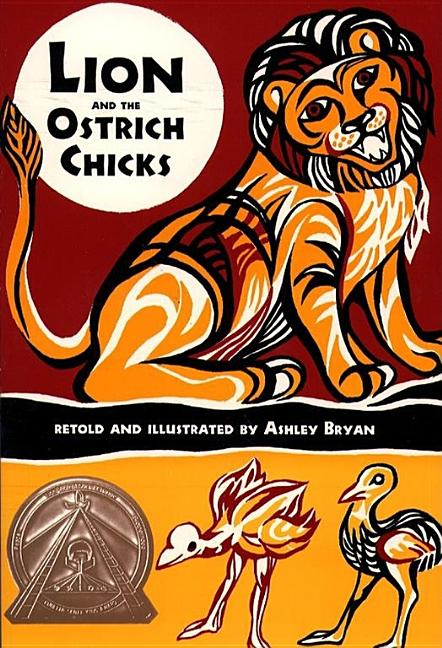 Lion and the Ostrich Chicks and Other African Folk Tales