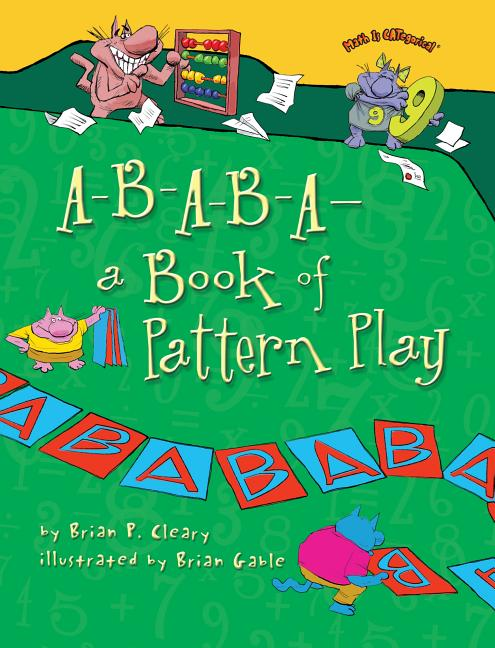 A-B-A-B-A- A Book of Pattern Play