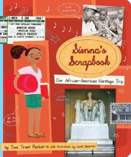 Sienna's Scrapbook: Our African American Heritage Trip