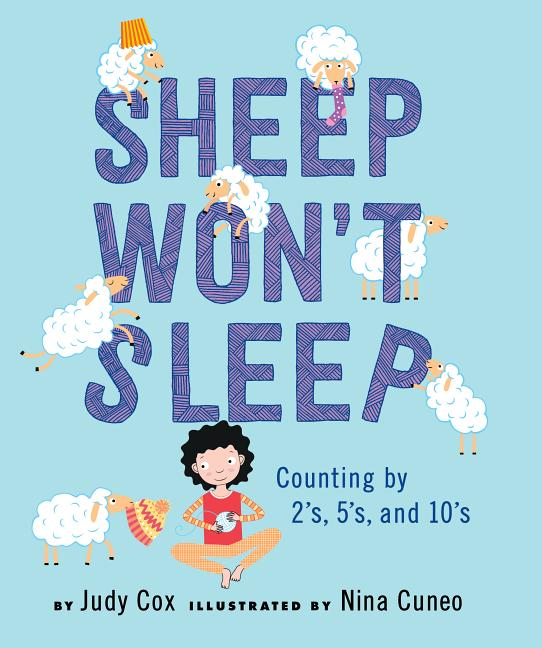 Sheep Won't Sleep: Counting by 2s, 5s, and 10s