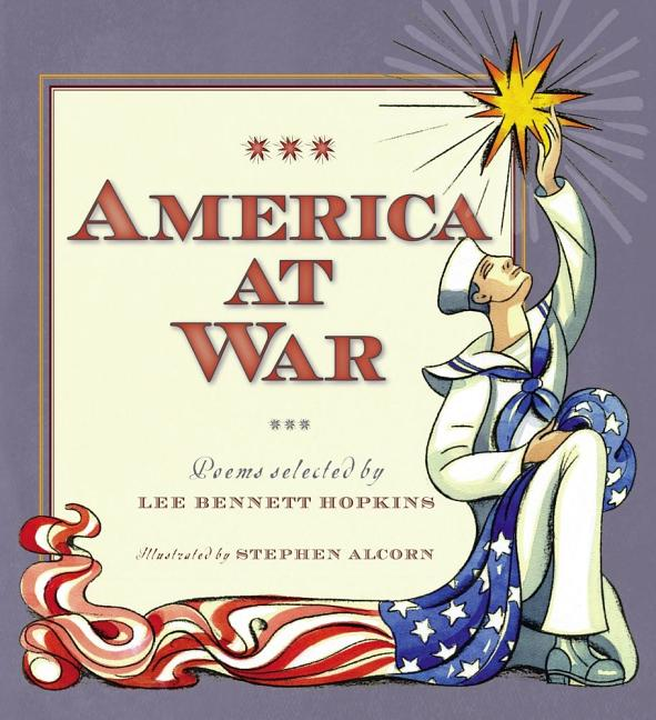 America at War: Poems Selected by Lee Bennett Hopkins