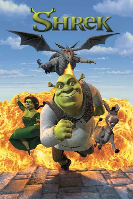 Shrek (Graphic Novel)