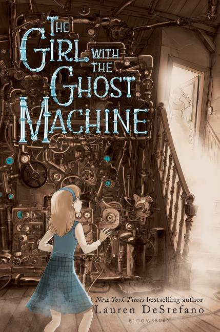The Girl with the Ghost Machine