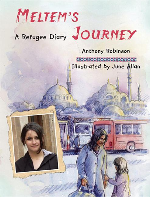 Meltem's Journey: A Refugee Diary