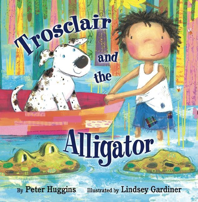 Trosclair and the Alligator