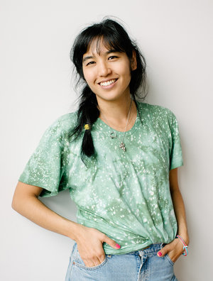 Photo of Jillian Tamaki