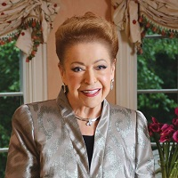 Photo of Mary Higgins Clark