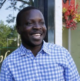 Photo of William Kamkwamba