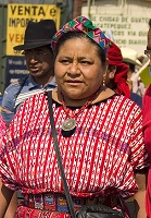 Photo of Rigoberta Menchú