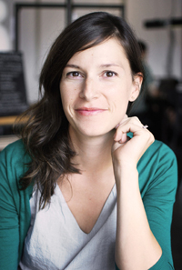 Photo of Isabelle Arsenault