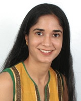 Photo of Padma Venkatraman