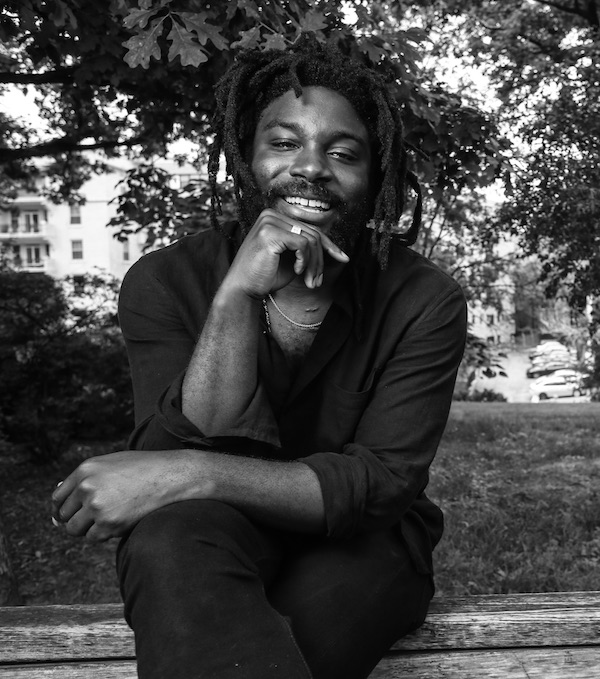 Photo of Jason Reynolds