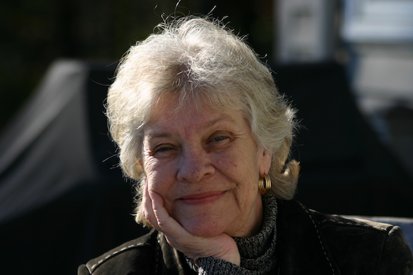 Photo of Patricia MacLachlan